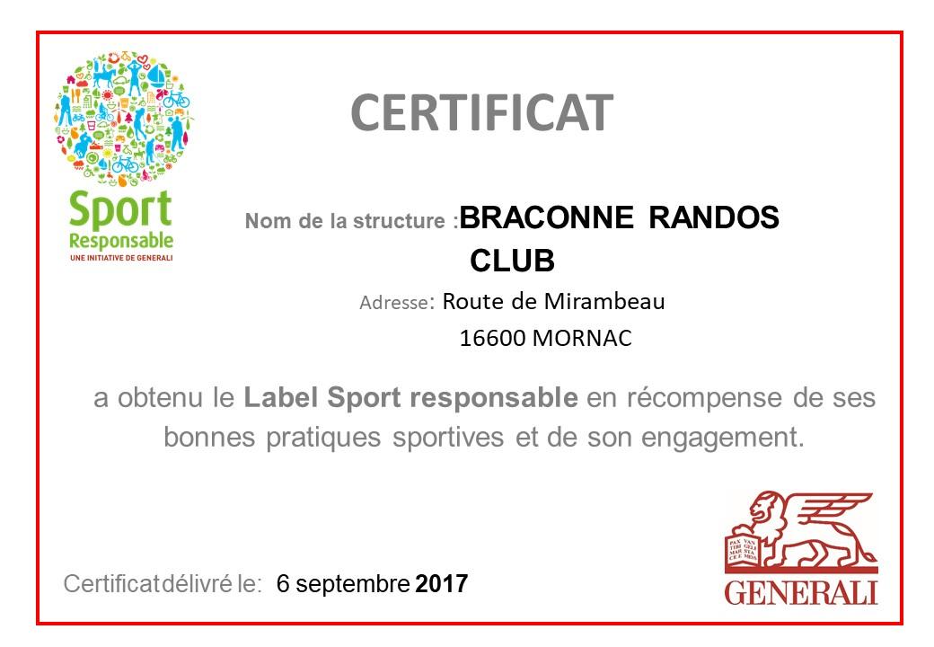 Label genarali brc 6 9 17