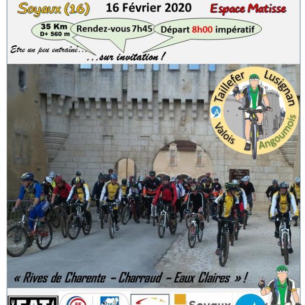 Tour angouleme 16 02 2020